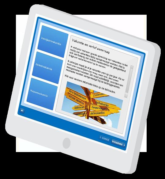 introductie online leermodule